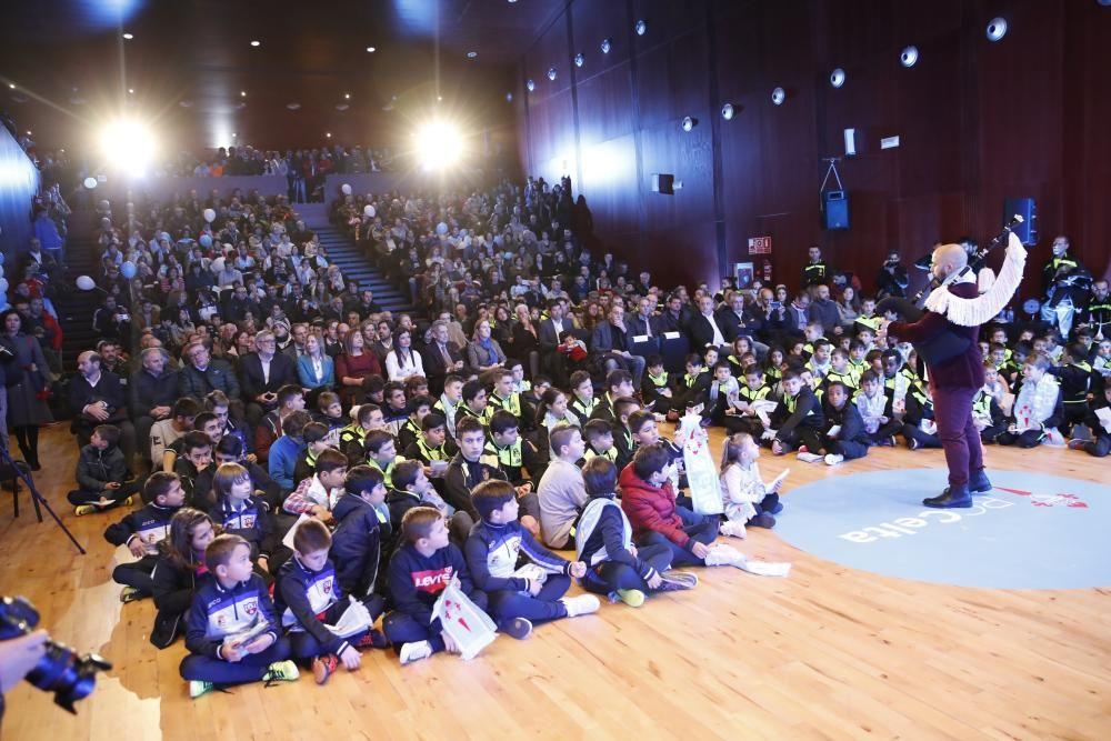 Presentación por todo lo alto de la futura Ciudad Deportiva del Celta en Mos, con más de 800.000 metros cuadrados.