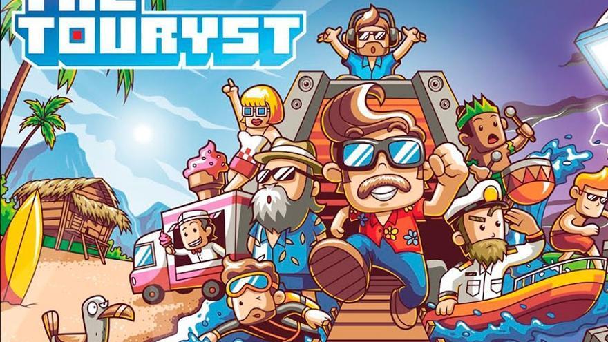 'The Touryst', el primer juego que lleva a PlayStation 5 resolución nativa 8K