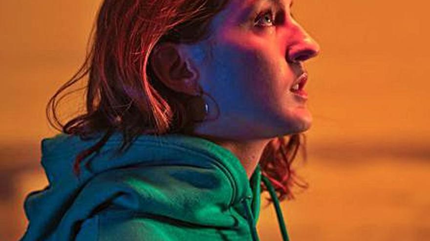 Ainoa Buitrago, la cantautora que enamora con sus canciones, en Sant Joan
