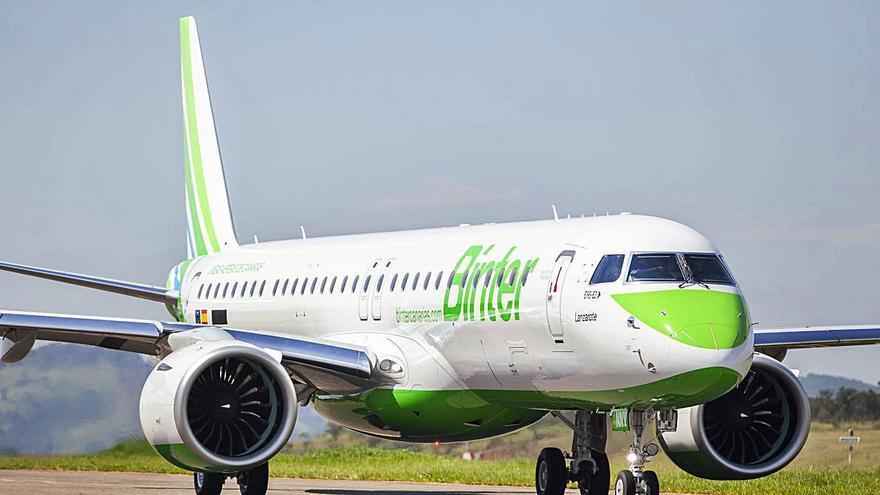 Binter anuncia vuelos con  San Sebastián y La Coruña a partir del mes de diciembre