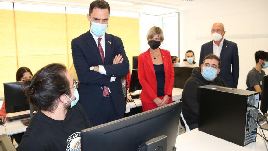 La Generalitat injecta 216 milions en polítiques d'ocupació juvenil