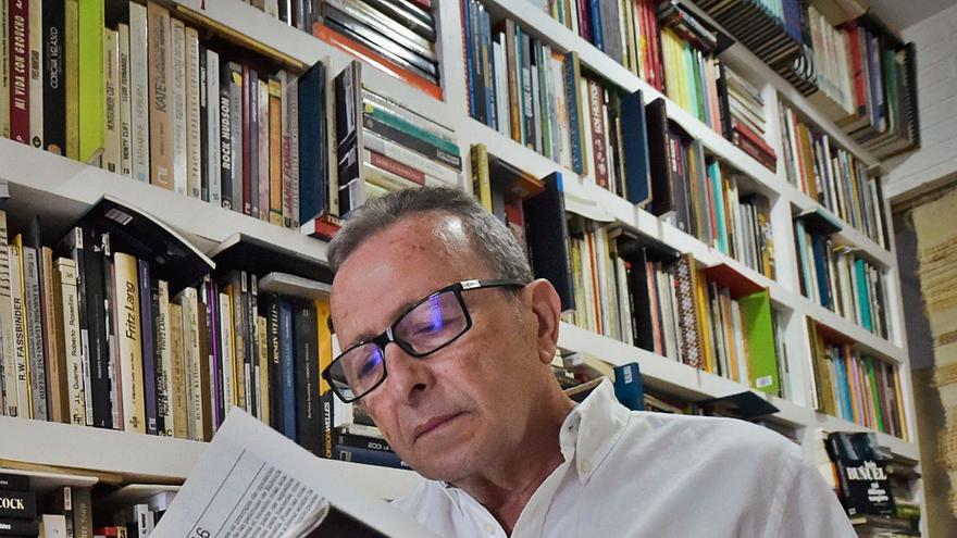 """Claudio Utrera: """"Un festival debe abrir una ventana al cine que exige un esfuerzo"""""""