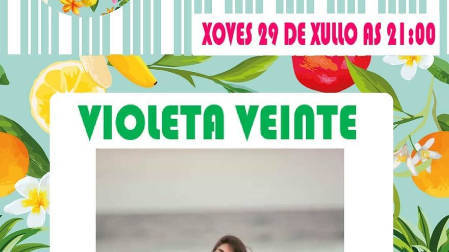 Violeta Veinte