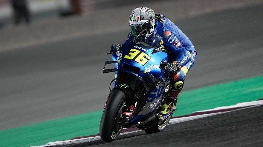 El Mundial de MotoGP arranca de nuevo con color español