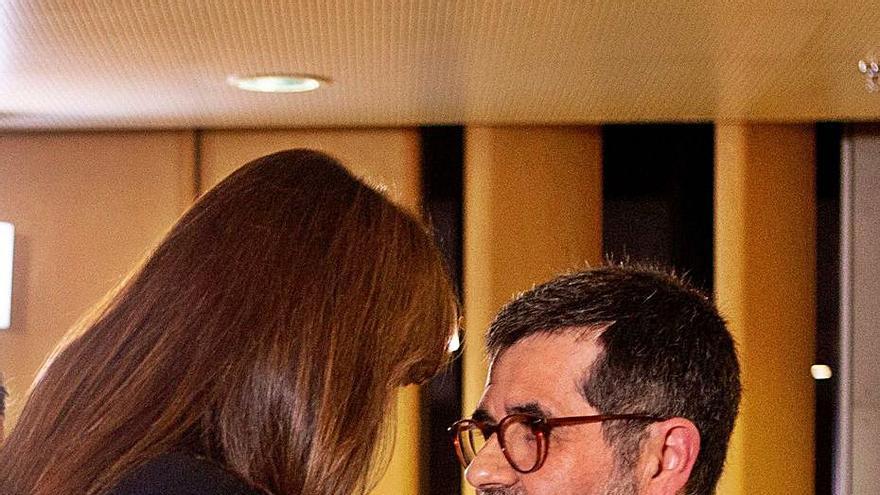 Dirigents de Junts van retreure a Sànchez el compromís d'investir Pere Aragonès