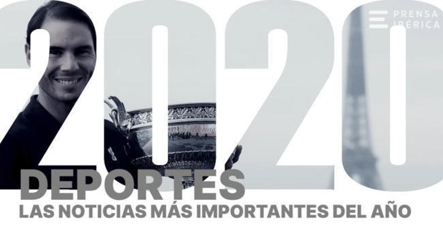 Resumen 2020: Las noticias de deportes más destacadas del año