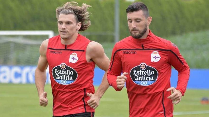 Dubarbier, Gerard, Valle y Albentosa trabajaron al margen del grupo