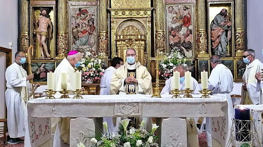 Toro arropa a las religiosas del monasterio de Santa Sofía en el 900 aniversario de su orden