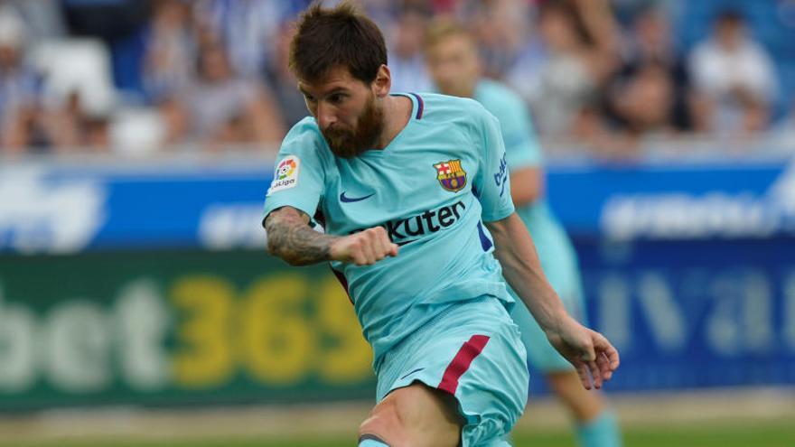 Messi rearma al Barcelona
