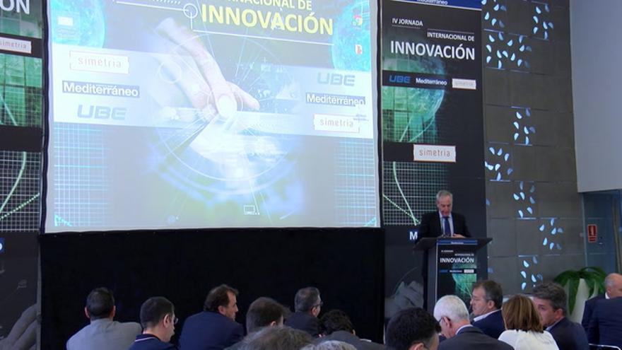 Director de Gestión del Espaitec, Juan Antonio Bertolín