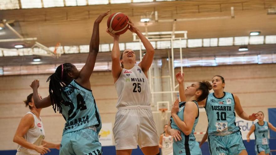 Sofía Licskai, la mejor de la jornada en las ligas nacionales de baloncesto