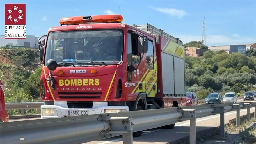 Fallece un motorista de 32 años en un accidente en l'Alcora