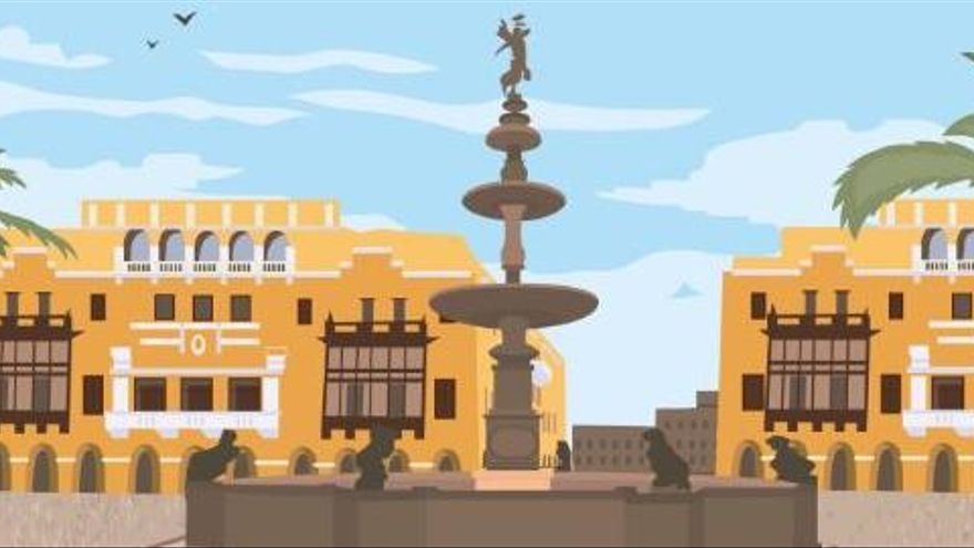Una escapada a Lima