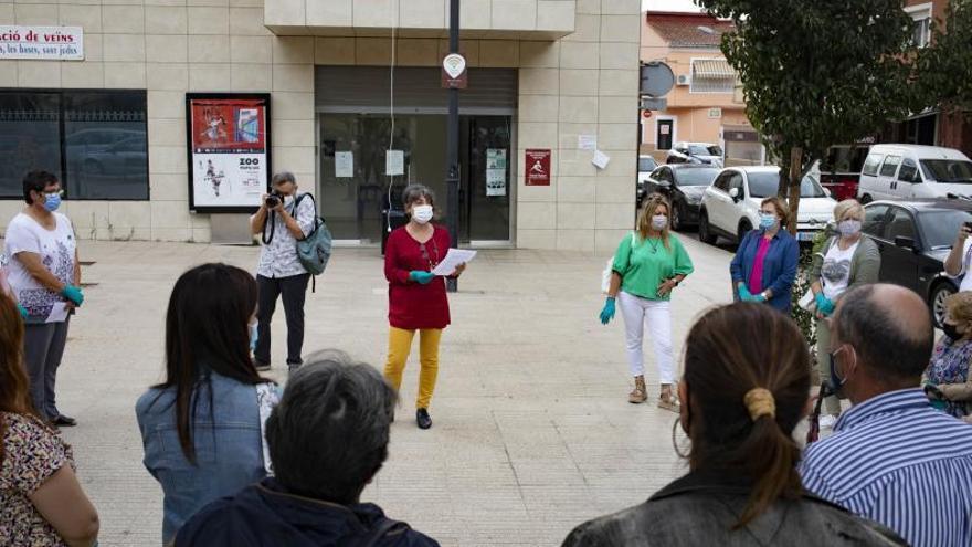 El centro de respiro del alzhéimer reabre en Alzira 20 meses después
