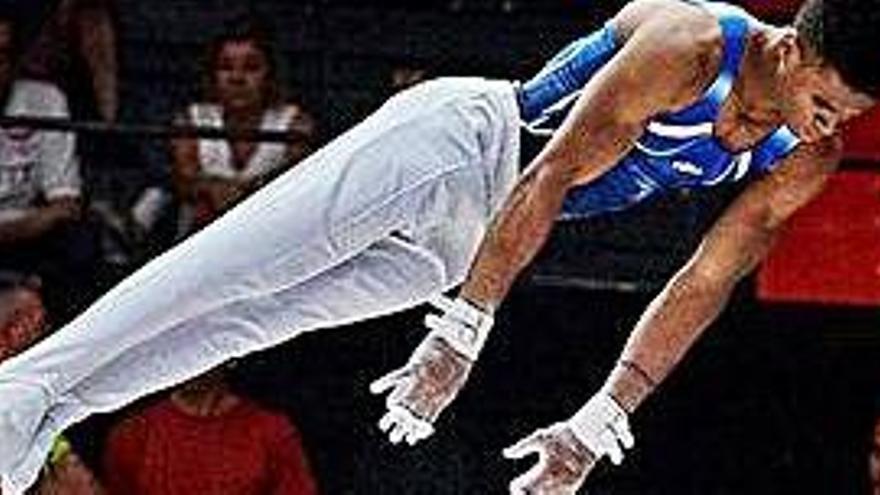 La gimnàstica manresana  posa rumb cap als Jocs