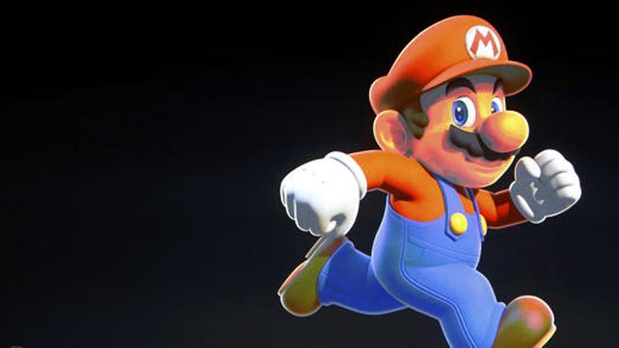 Super Mario Bros aterra a iOS