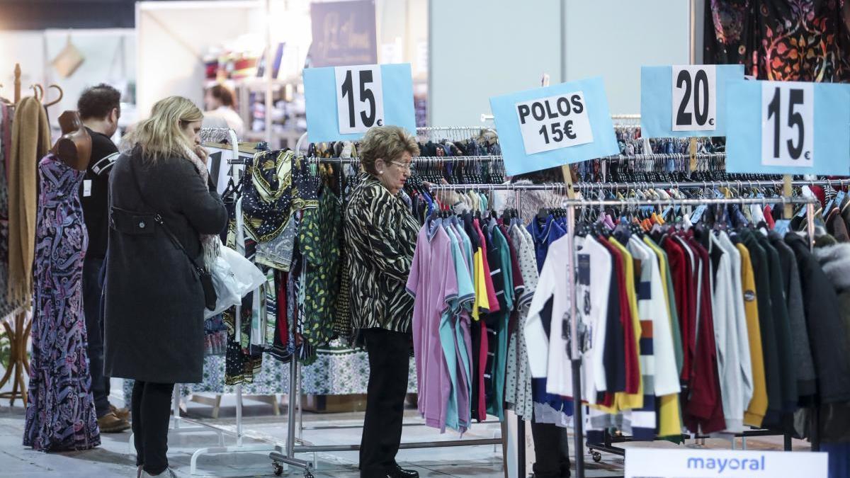 Cancelada la Feria de Stocks del recinto ferial a causa del coronavirus