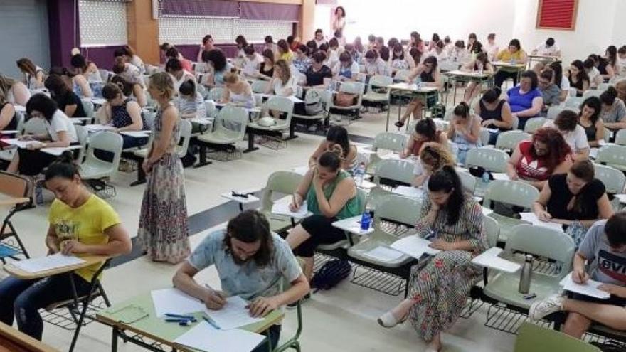 Del 12 de marzo al 2 de abril: plazo de matrícula de las oposiciones de educación