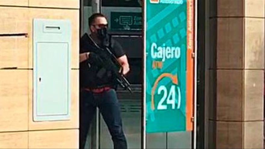 Operación policial a plena luz del día en Xeraco
