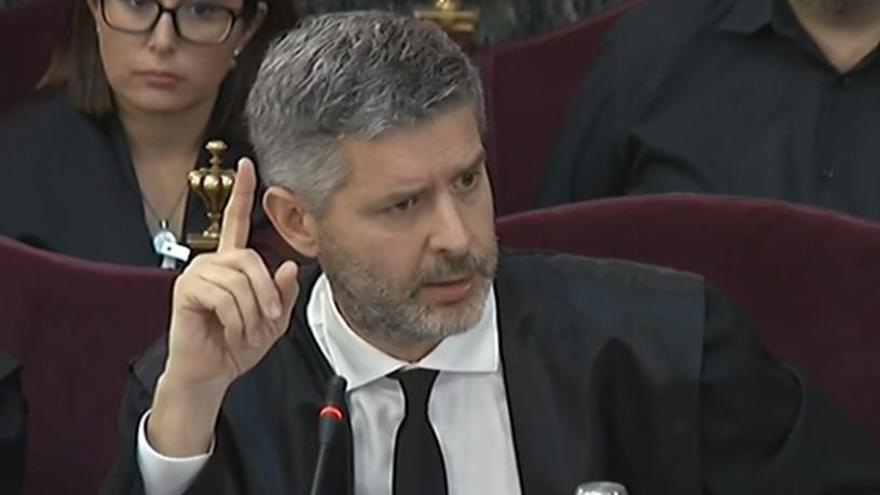 Van den Eynde contradiu el Govern i no veu cap fonament legal per facilitar que Junqueras vagi a l'Eurocambra