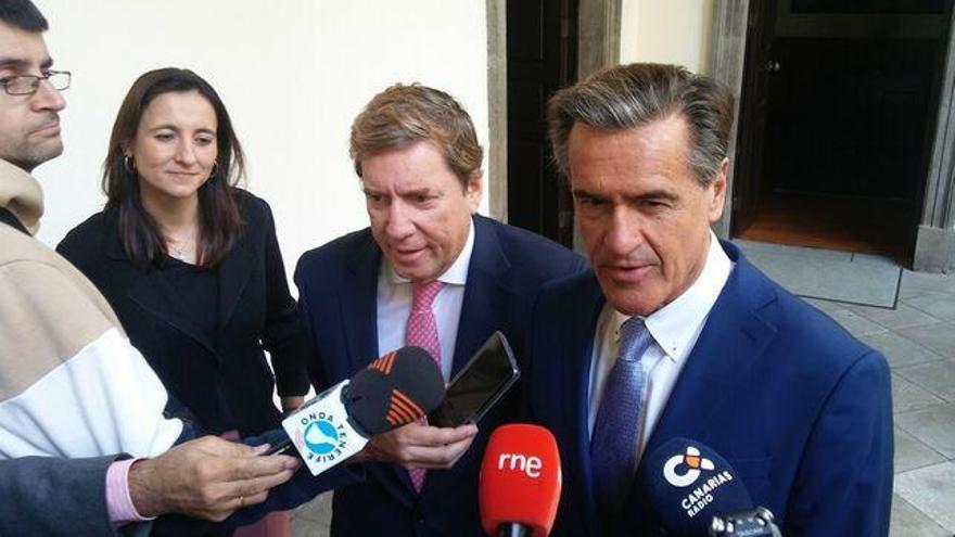 Gabriel Mato se queda fuera del Parlamento europeo