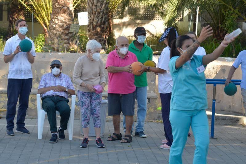 Celebración por el Día Mundial del Parkinson