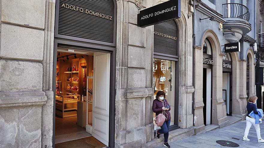 El cuarto ERE de Adolfo Domínguez: 290 empleados con hasta 25 días o 60% de salario