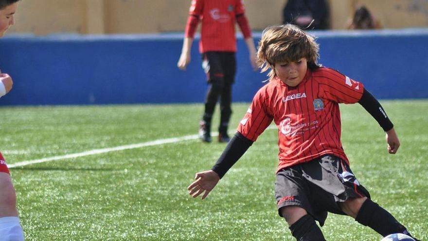 El «don» de Luka Romero que vio la luz en Formentera y Sant Jordi