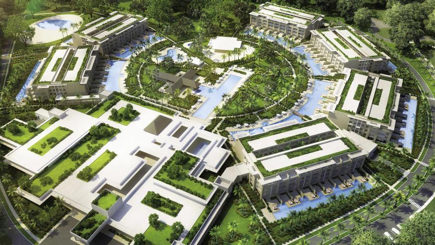 Meliá abre nuevo hotel en Dominicana y Riu compra uno en Tenerife