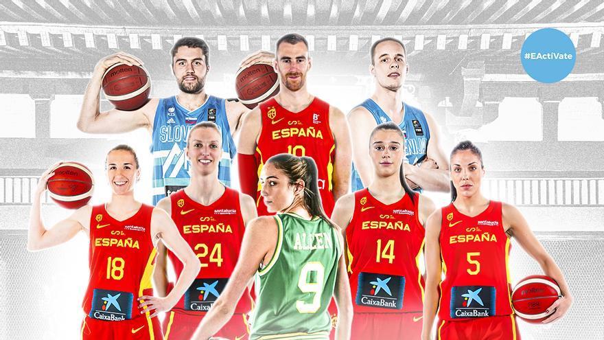 Valencia Basket: Días y horarios de competición en los Juegos Olímpicos
