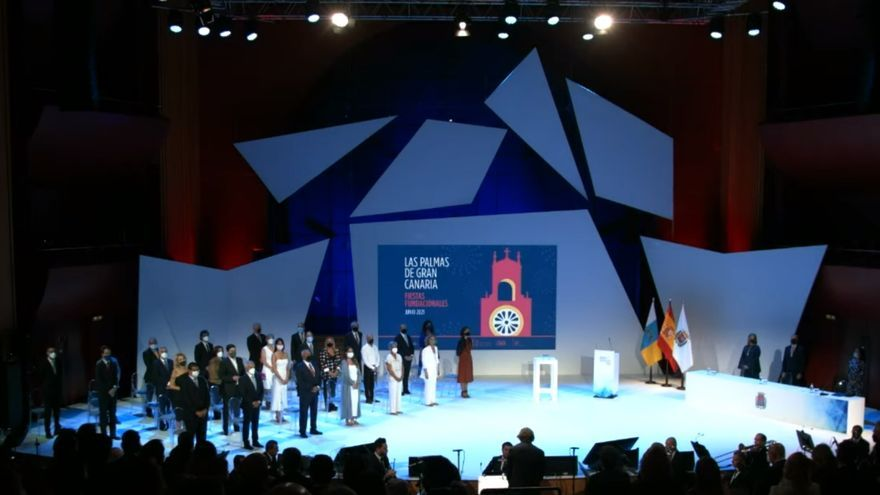 Directo | Acto de Honores y Distinciones de Las Palmas de Gran Canaria