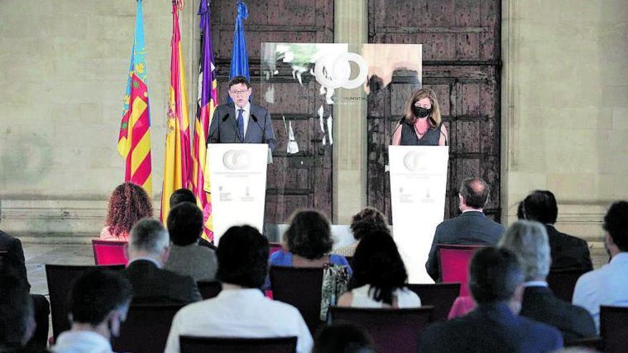 La astrofísica y la 'economía azul', primeros proyectos entre Balears y la Comunidad Valenciana