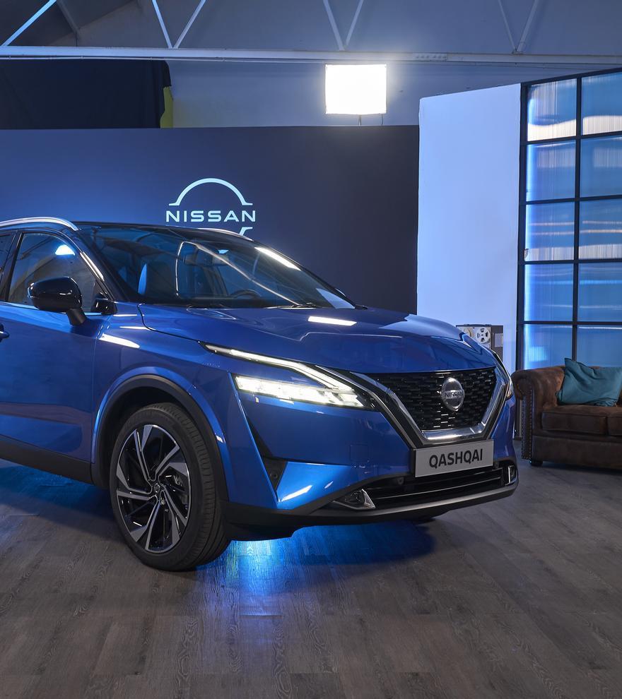 Ya puedes conocer el nuevo Nissan Qashqai en los concesionarios de Grupo Marcos en Alicante y Elche
