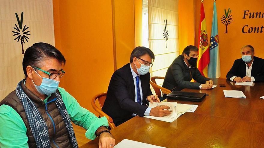 La Fundación Galega gestionó 20 vehículos decomisados al narcotráfico el año pasado