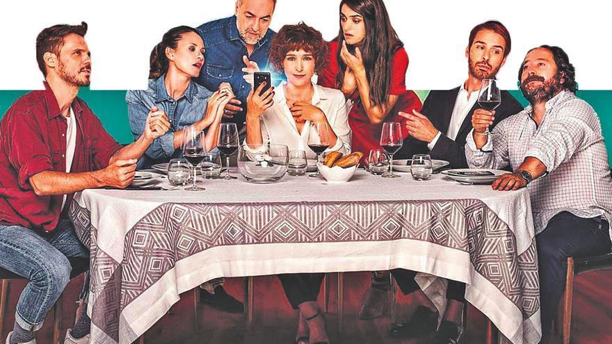 'Perfectos desconocidos': una cena sin secretos