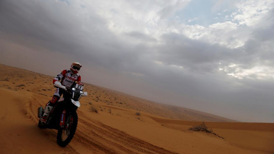 Rally Dakar 2021: 7ª etapa: Ha'il to Sakaka - Ha'il