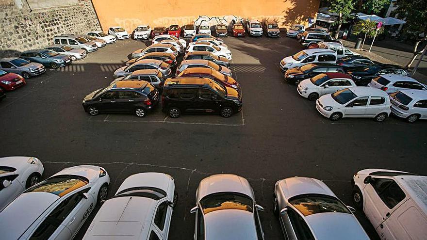 El edificio de aparcamientos de La Noria costará 7,4 millones de euros