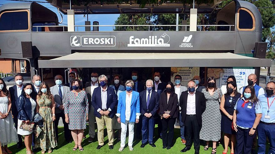 Eroski, Anfaco y Mar fomentan el consumo de conservas