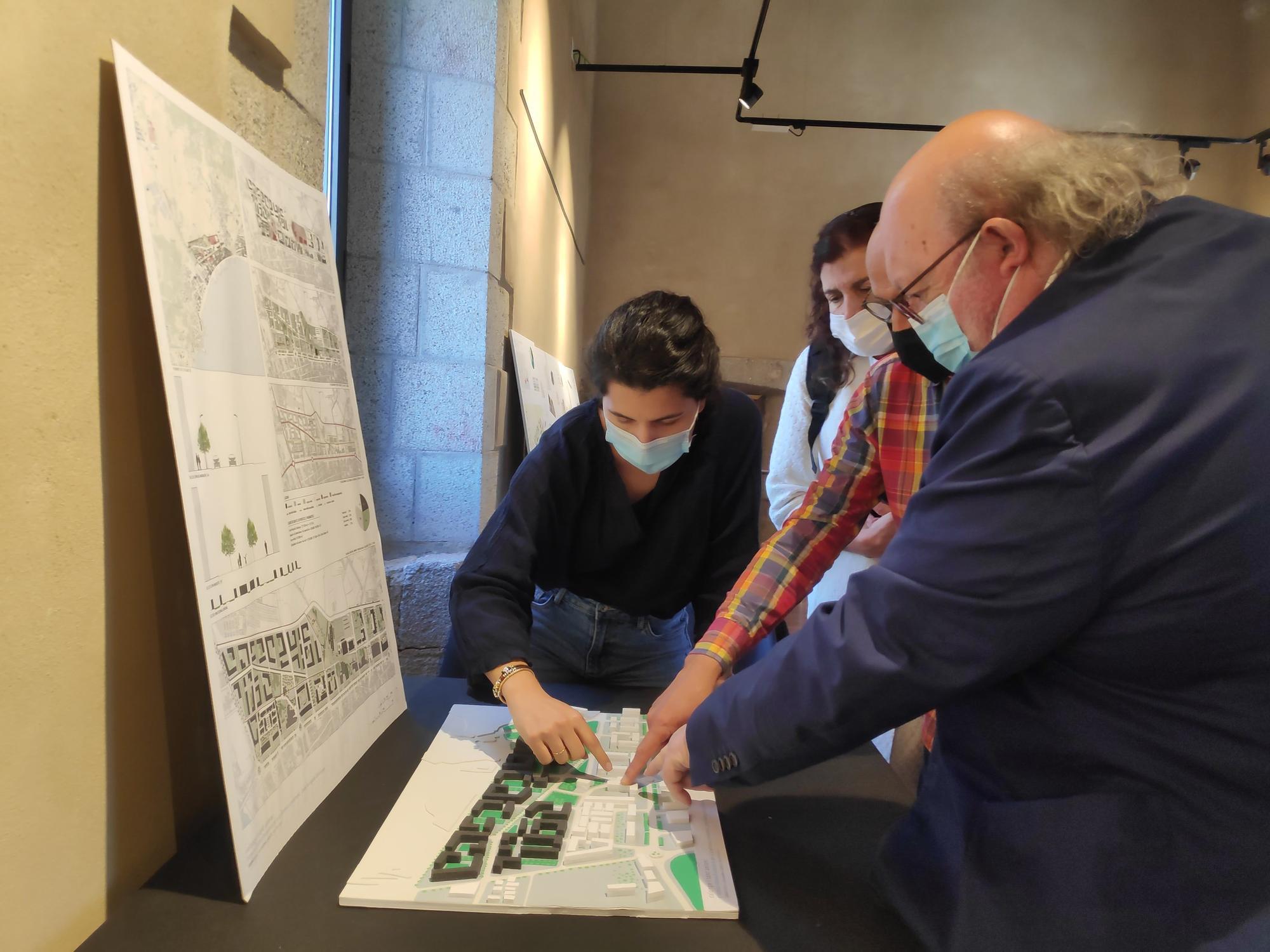 Calonge, sostenible de la mà d'estudiants d'Arquitectura