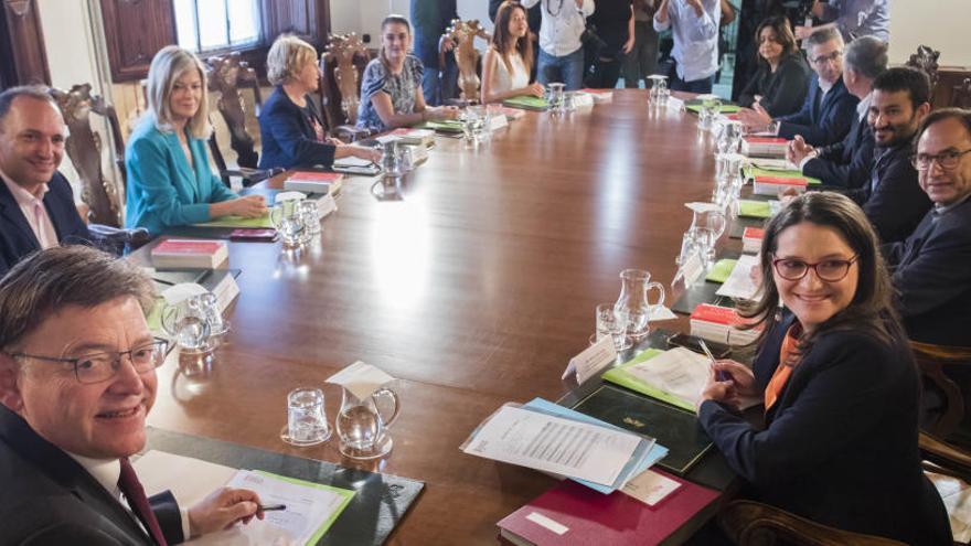 Estos son los nueve altos cargos nombrados por el Consell