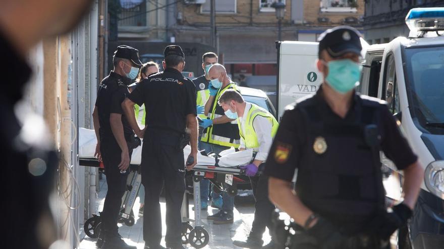 Arrestan a un cuarto implicado en el crimen del anticuario de Russafa, en Valencia
