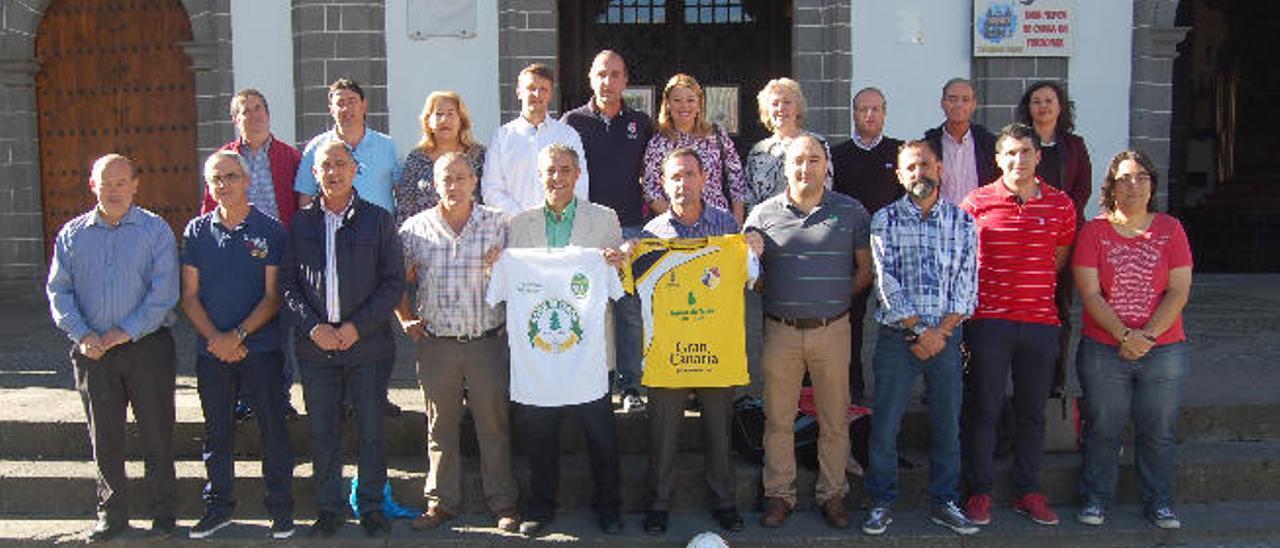 El Aguas de Teror se convierte en filial del Gran Canaria FS