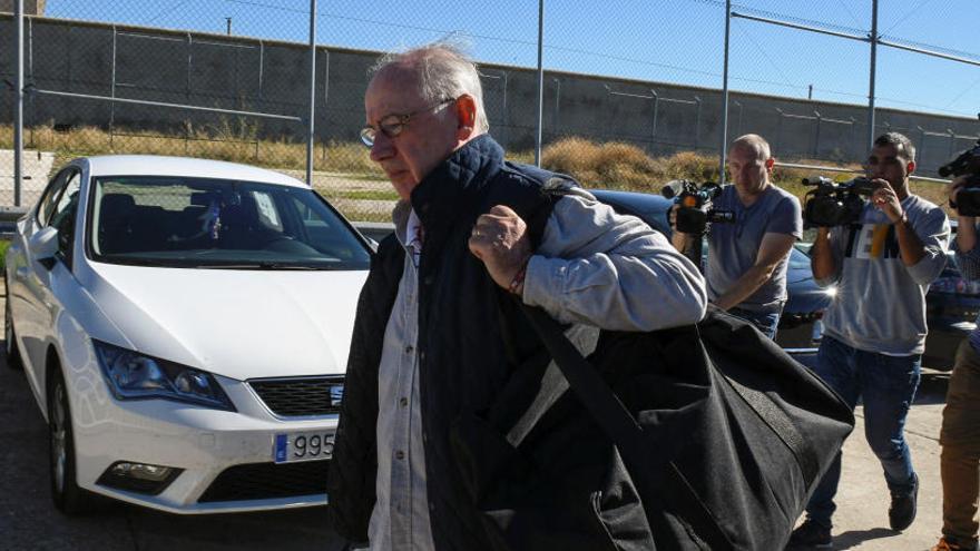 Rato saldrá de prisión 12 días por su buen comportamiento