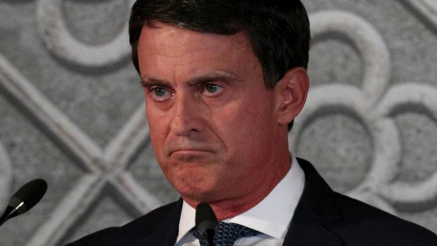 Valls, indignado con las alusiones a los presos del ganador del Premio Pla