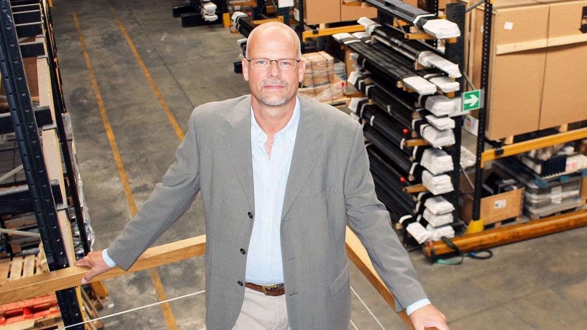 Fredrick von Maltzahn, fundador de CTV