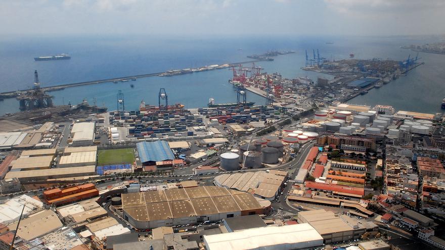 El Puerto de Las Palmas ve un «posible fraude» en la recogida de residuos sólidos de los barcos