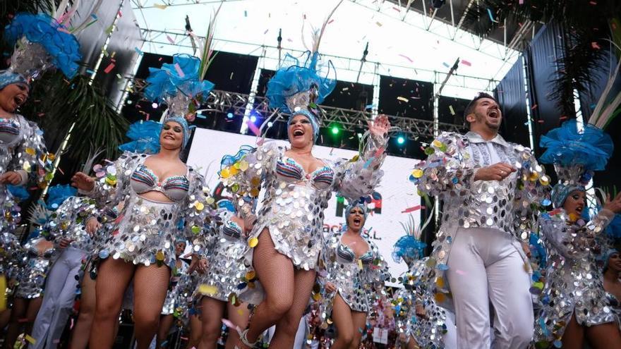 El ingenio en el Carnaval de Santa Cruz de Tenerife se llama Darío López