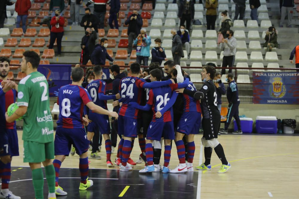 Levante UD FS octavos de final Copa del Rey