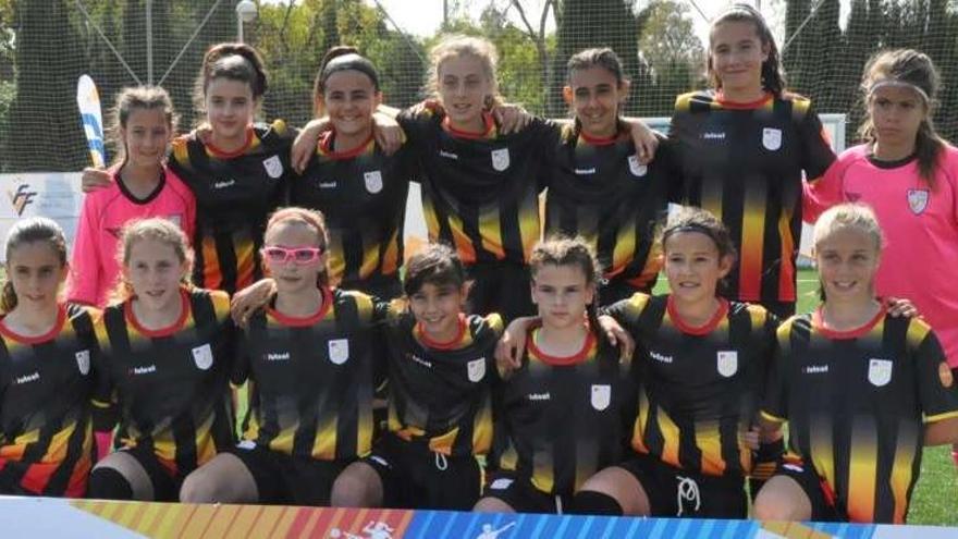 Les seleccions catalanes sub-12 no han pogut accedir a les finals de l'estatal