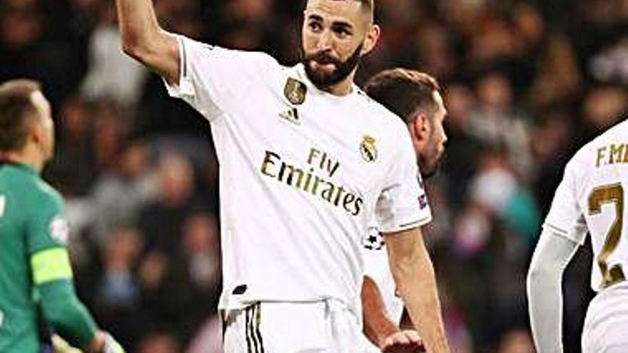 Benzema diu que si França no el vol que el deixi jugar amb una altra selecció